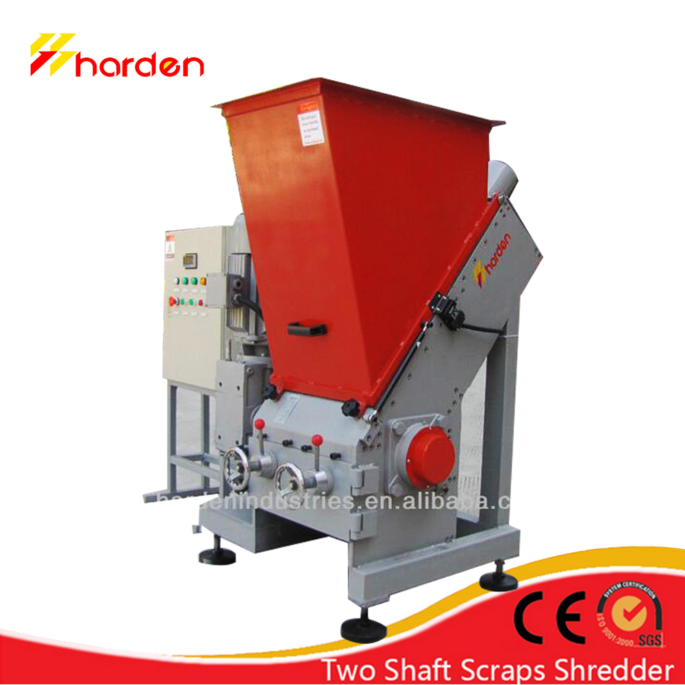 mini shredder food waste recycling machine for sale