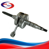 Motorcycle BWS 4 Stroke Engine Crankshaft