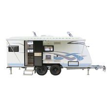 Mobile Sandwich Panel Caravans and Campers for Sale 6 berth