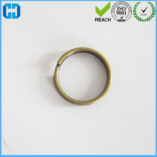 Wholesale New Product OEM Split Key Ring O Ring With Different Color