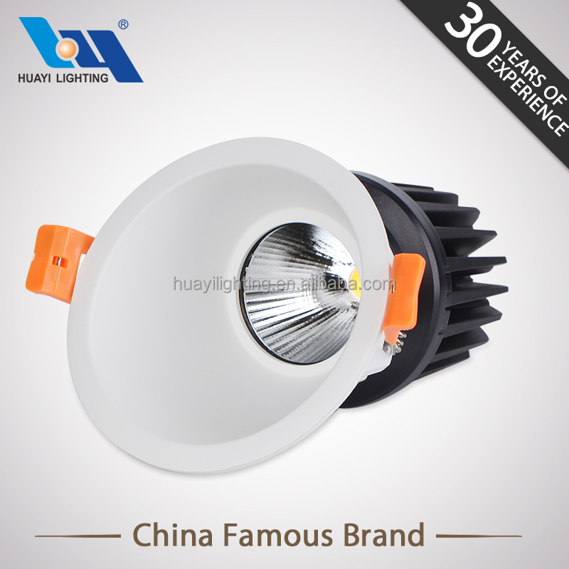 High power Hotel 3000K/4000K/5700K downlight accessories