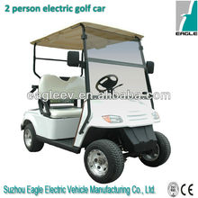 2 seater mini electric golf cart
