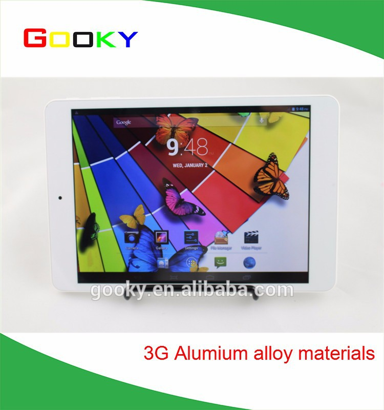 New 7 Inch Tablet MTK 8312 Dual Core Android 4.2 3G Tablet