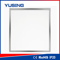 Professional slim square 60x60 40w smd led panel pool table lights