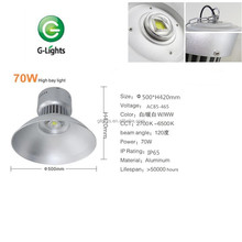 CE,RoHS,PSE,FCC Certification and High Bay Lights Item Type 70w led canopy light