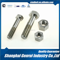High Quality Furniture Decorative Screws And Nut And Bolt
