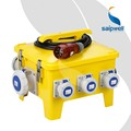 SAIP/SAIPWELL Manufacture Electrical Distribution Box Waterproof Mobile Socket Box
