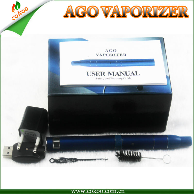 ELECTRONIC EGO SERIES WHOLESALE DRY HERB VAPORIZER AGO G5