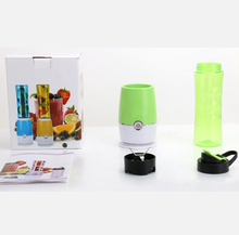 Portable travel mini blender for smoothies as seen on tv