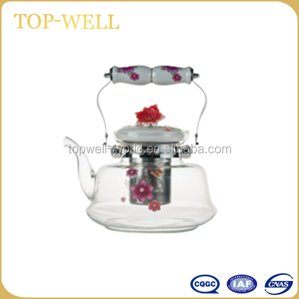 Turkish wholesalers sell porcelain dinner set and crystal glass teapot