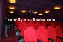 4D 5D 6D dynamic theater equipments