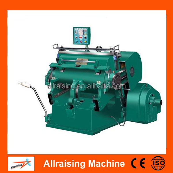 Automatic Used Rotary Die Cutting Machine with CE Approvel