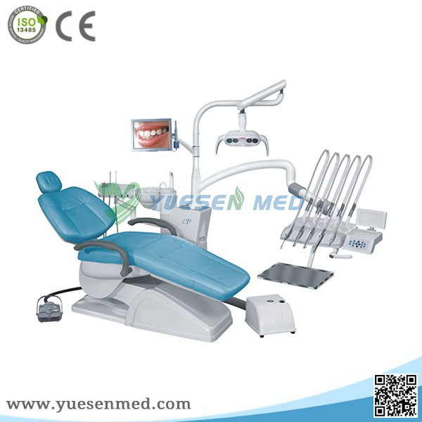 Hot sale China manufacturers dental equipment best electricity dental chair