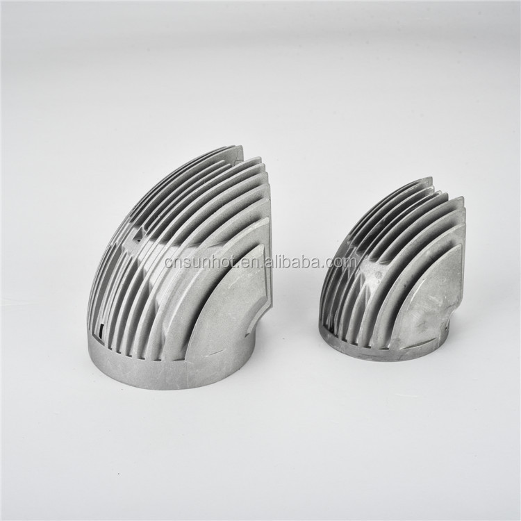 Die cast aluminum led light housing