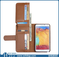 for Samsung Galaxy Note 5 Leather Case with Card Slots