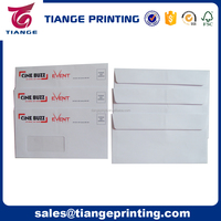 Chinese Custom Printing Paper Envelope With Window