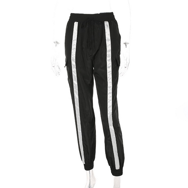 Women Casual Pants Wear Loose Trousers, Fall Fashion Wide Pants