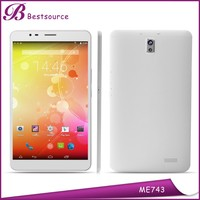 Newest dual sim tablet phone MTK8735 Quad core 1280*800IPS 7 inch city call android phone tablet pc