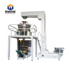 Automatic 3 side sealing candy/dried mango packing machine