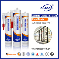 Non Toxic Economical waterproof silicone sealant