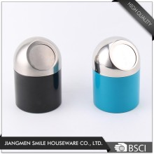 Trash Bin Office Desk Mini Dustbin Car table dustbin