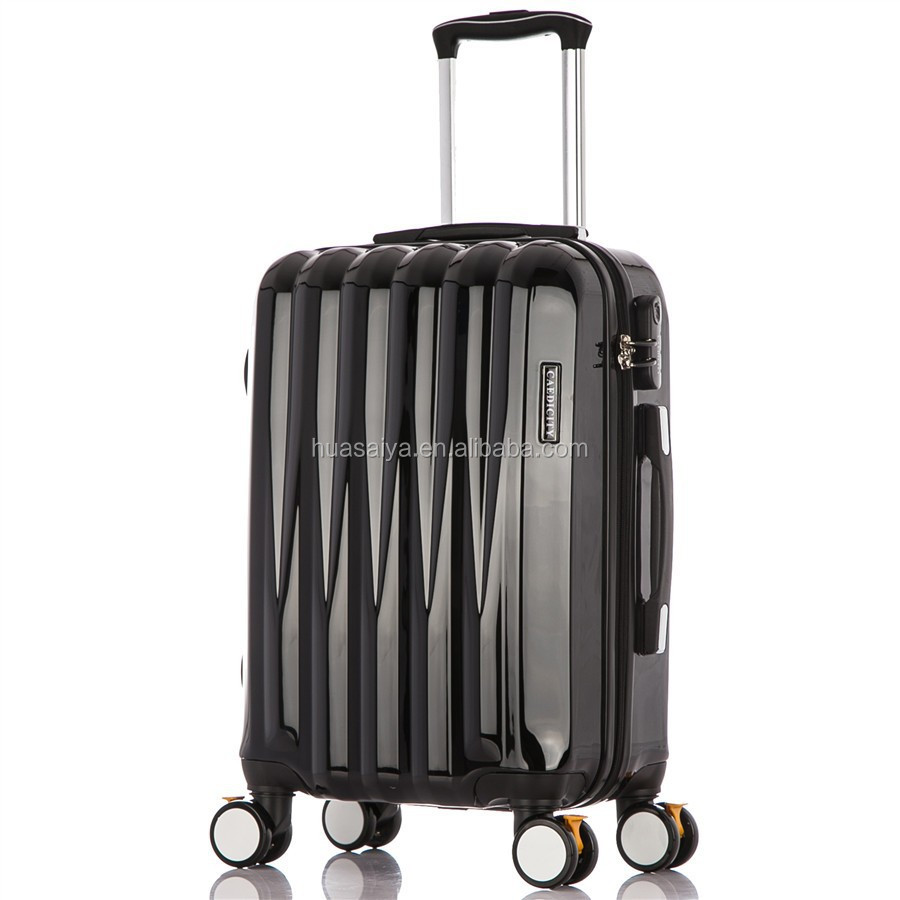 ABS PC flight trolley luggage