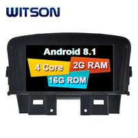 WITSON ANDROID 8.1 FOR CHEVROLET CRUZE (2008-2012) TOUCH SCREEN CAR DVD PLAYER