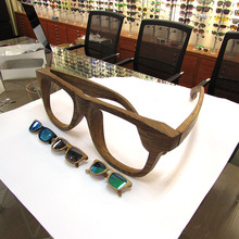 so big frame wooden eyewear large size sunglasses
