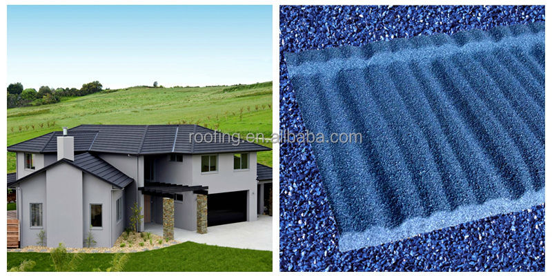 Roof Tile- flat concrete roof tile High quality