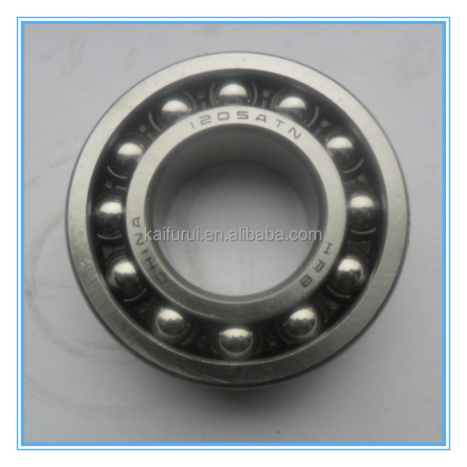 HRB brand bearing for metallurgy machine use1205AKTN 1200 series large self-aligning ball bearings