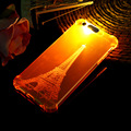LED light TPU case for iphone 7/7plus, shockproof light case for iphone7