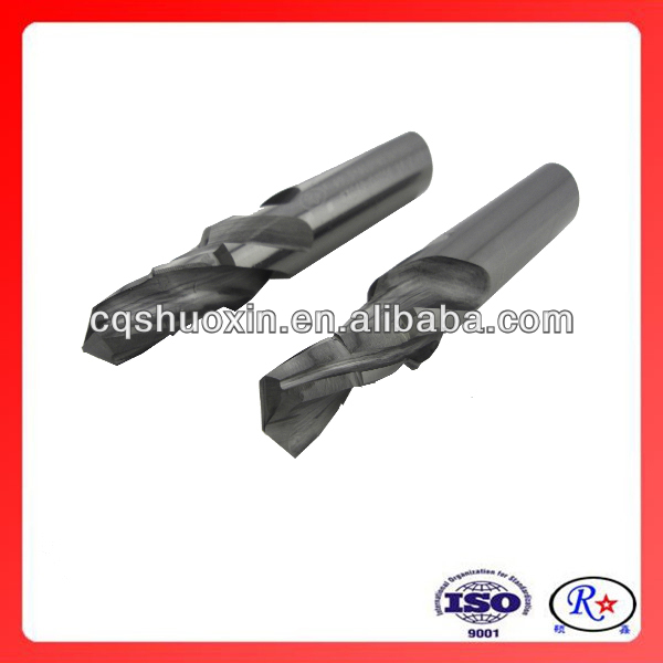 Carbide Step Drilling Reamer Used to Reamer Grinding Machine