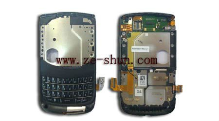 mobile phone flex cable for BlackBerry 9800 mid-frame keypad
