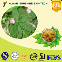 China Supplier Cosmetic Ingredient Antioxidant Sensitive Plant Extract