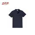 Men's Custom Logo Label Polo Shirt