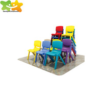 factory prices kindergarten children plastic chair price