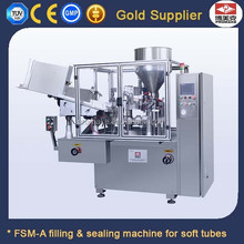 Guangzhou Fully Automatic Plastic Tube Filling And Sealing Machine