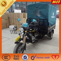 detachable tricycle cng auto rickshaw new three wheel cargo motorcycle