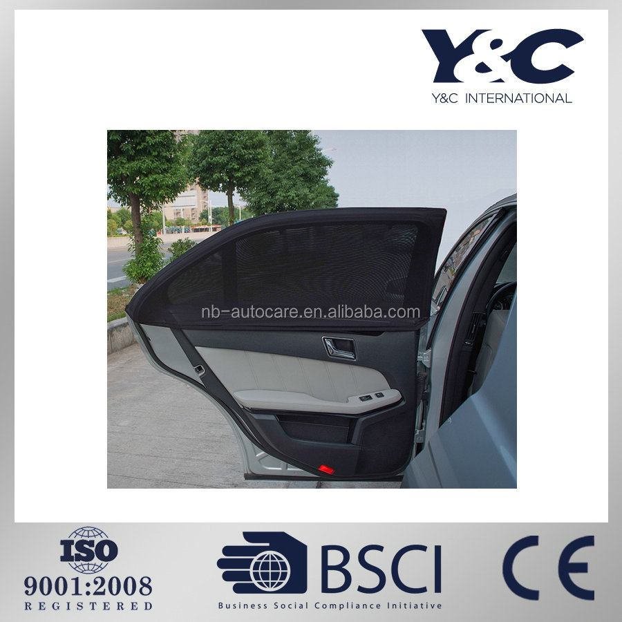 Side Door Sun Shade Window Car Curtain