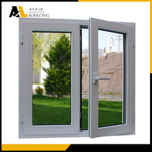 Double Glazed Hurricane-resistant Upvc Windows