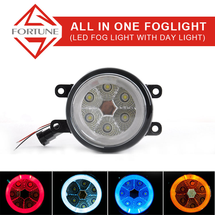 Led Fog Lights LED & BULB (TOYOTA COROLLA & YARIS SEDAN)