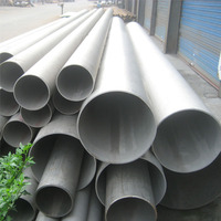 Custom Made 201/202/301/304/316/316L/430 Stainless Steel Pipe/Tube
