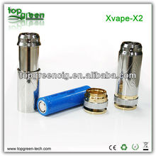 New Electric cigarettes battery Xvape-X2 2012 best selling cheap products