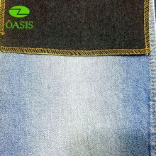 100% fashion cotton denim fabric for men jeans with good price