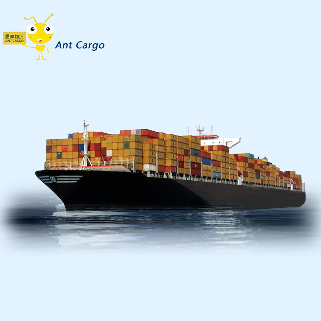 Professtional sea freight from china to usa container shipping to long beach ocean freight to chicago