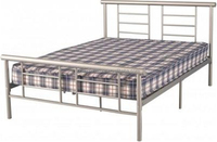 Metal Frame King/Queen Size Bed Metal Double bed For Sale
