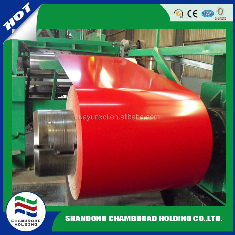 Any RAL Color PPGI,Prepainted Galvanized Steel Sheet,Color Coated Iron Coil From China Manufacturer