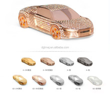 Car model,diamond theme, shiny plating