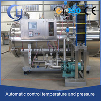 stainless steel 304 autoclave machine for small business