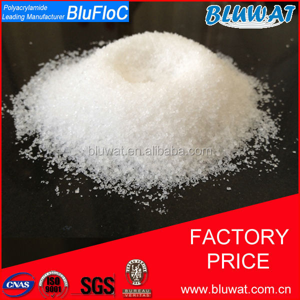 Factory Price Cationic PAM CAS NO 9003-05-8 Polymer for Sludge Dewatering
